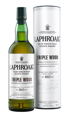 Laphroaig Triple Wood  0,7 l