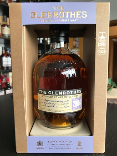 The Glenrothes Vintage 2004  0,7 l