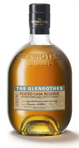 The Glenrothes Peated Cask Reserve  0,7 l
