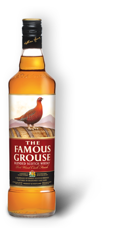 The Famous Grouse Port Wood Finish  0,7 l
