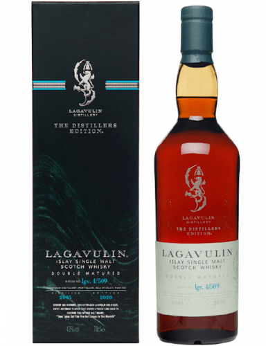 Lagavulin Distillers Edition 2020 43% 0,7l