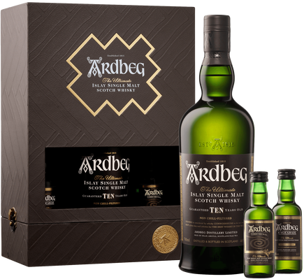 Ardbeg Exploration Pack 0,8 l
