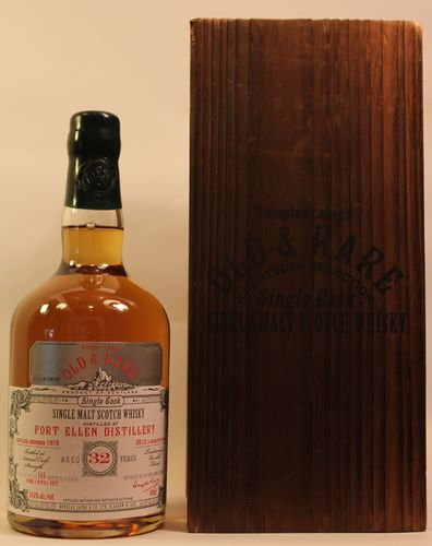 Port Ellen Douglas Laing Platinum Selection 32 Jahre 0,7l