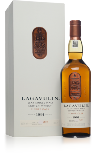 Lagavulin Single Cask 1991 - 24y 0,7l
