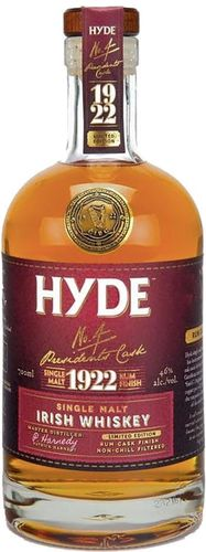 Hyde Nr. 4 Rum Cask Finished    0,7l