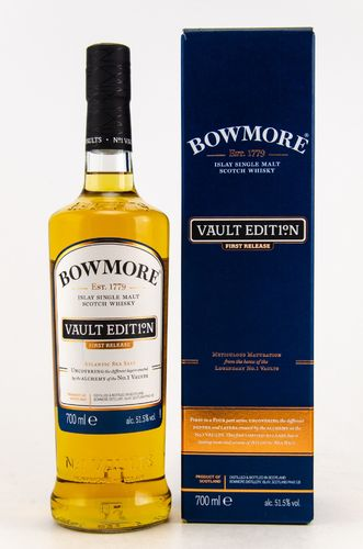 Bowmore Vault No.1 First Edition 0,7l