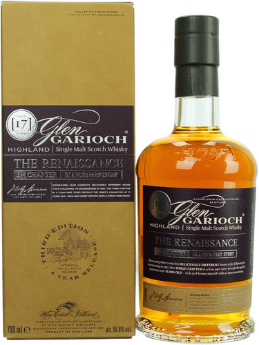 Glen Garioch Renaissance 3. Chapter 0,7l