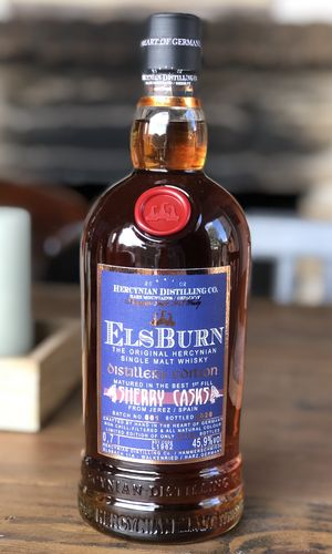 Elsburn Distillery Edition 2020 Batch 001 45,9% Vol  0,7l
