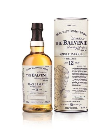 Balvenie 12y Single Barrel