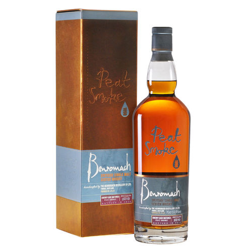 Benromach Sherry Cask Peat Smoke 2010-2018 59,9% 0,7l