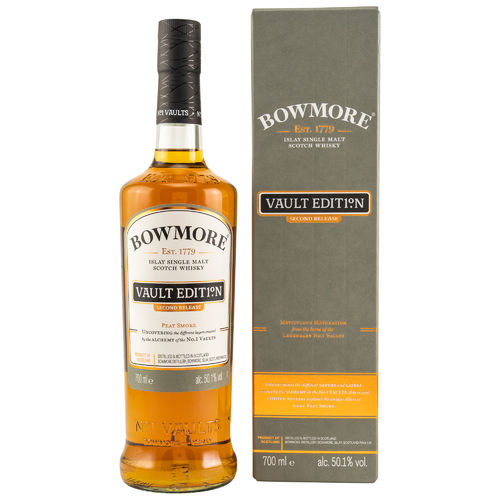 Bowmore Vault No. 1 Second Edition 0,7l