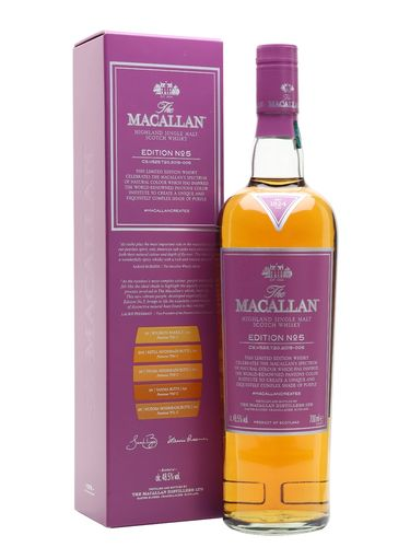 Macallan Edition No.5 0,7l