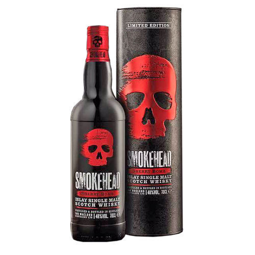 Smokehead Sherry Bomb 2019 0,7l