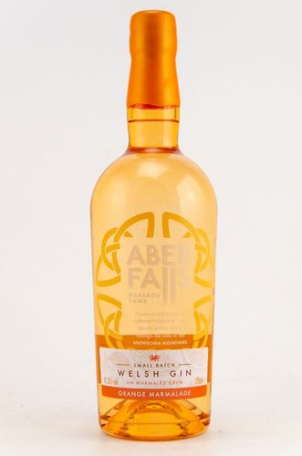 Aber Falls Welch Gin Orange Marmalade  0,7l