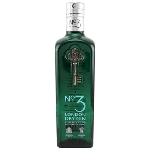 London No.3 Dry Gin  0,7l