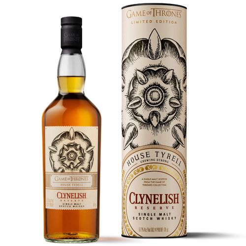 Clynelish Game of Thrones House Tyrell 0,7l