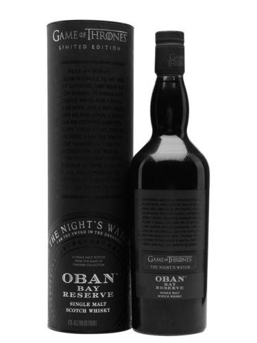 Oban Game of Thrones The Night Watch 0,7l