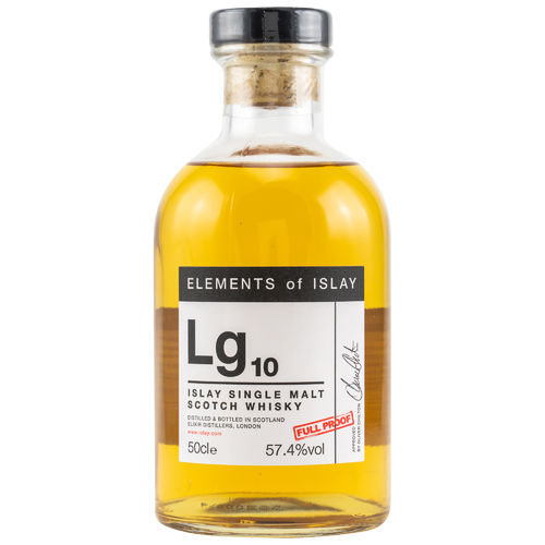 Elements of Islay Lagavulin Lg10 57,4% 0,5l