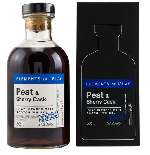 Elements of Islay Peat & Sherry 57,2% 0,5l