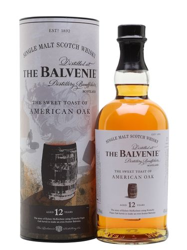 Balvenie The Sweet Toast of American Oak 12y 2019 0,7l