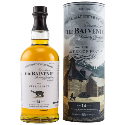 Balvenie The Week of Peat Story No. 2 0,7l