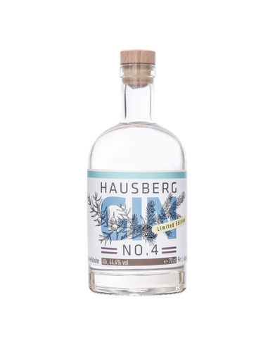Hausberg Gin No.4 Limited Edition 0,7l