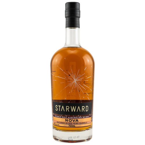 Starward Nova Red Wine Cask 41,0% 0,7l